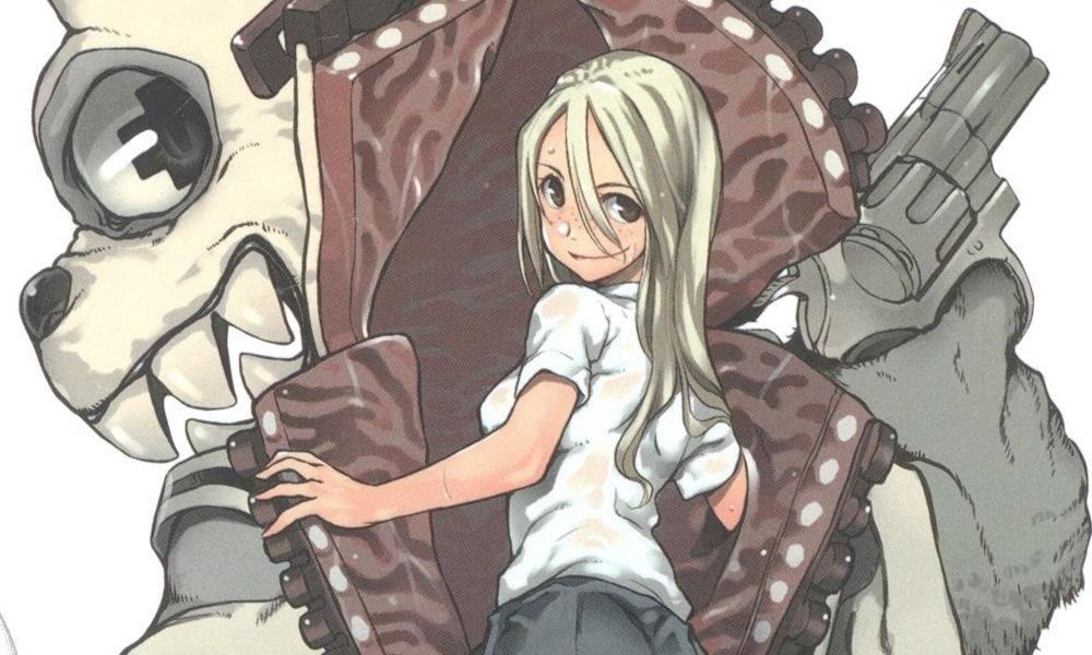 Adaptação para anime de Gleipnir ganha sua 1ª imagem promocional
