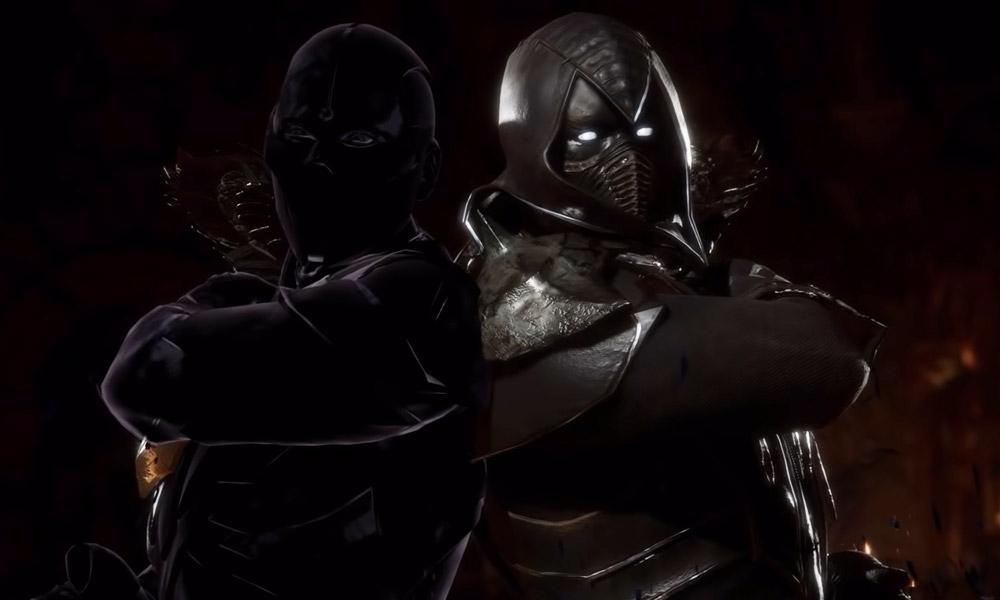Mortal Kombat 11   Noob Saibot é confirmado com trailer oficial