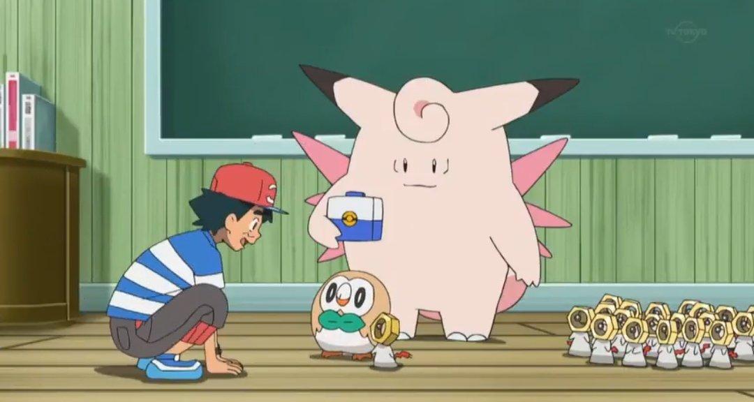 Ash conquista seu primeiro pokémon mítico em Pokémon Sun & Moon