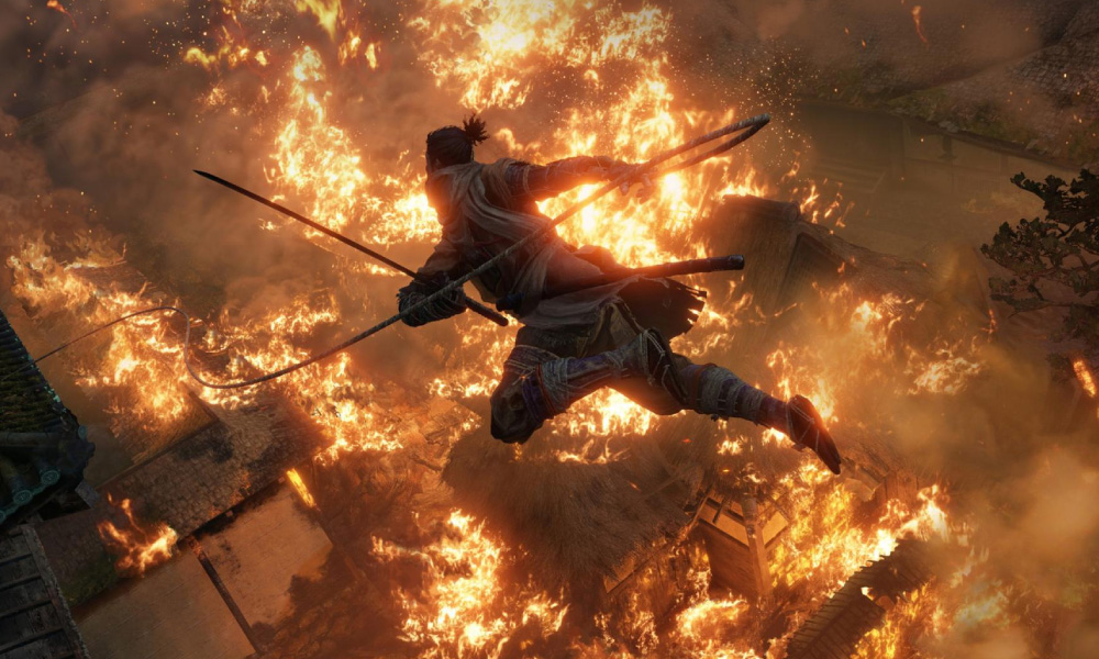 Sekiro: Shadows Die Twice | Sony revela novo gameplay de 20 minutos