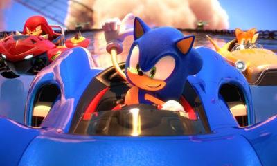 Team Sonic Racing | Customização de veículos é apresentada em novo trailer