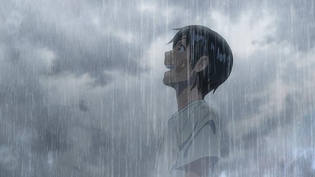Weathering With You, de Makoto Shinkai, tem imagens reveladas