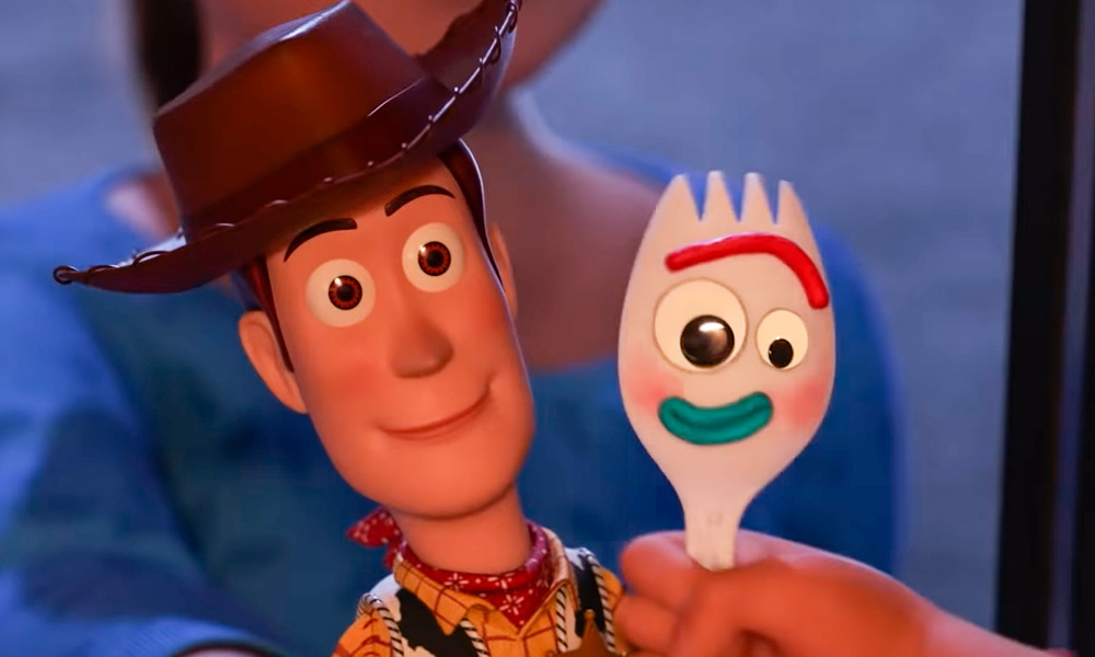 Toy Story 4   Garfinho é destaque em novo trailer. Confira