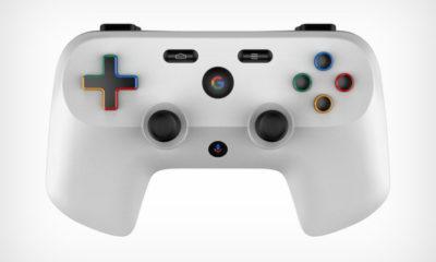 Vazou! Confira suposto controle do novo console do Google