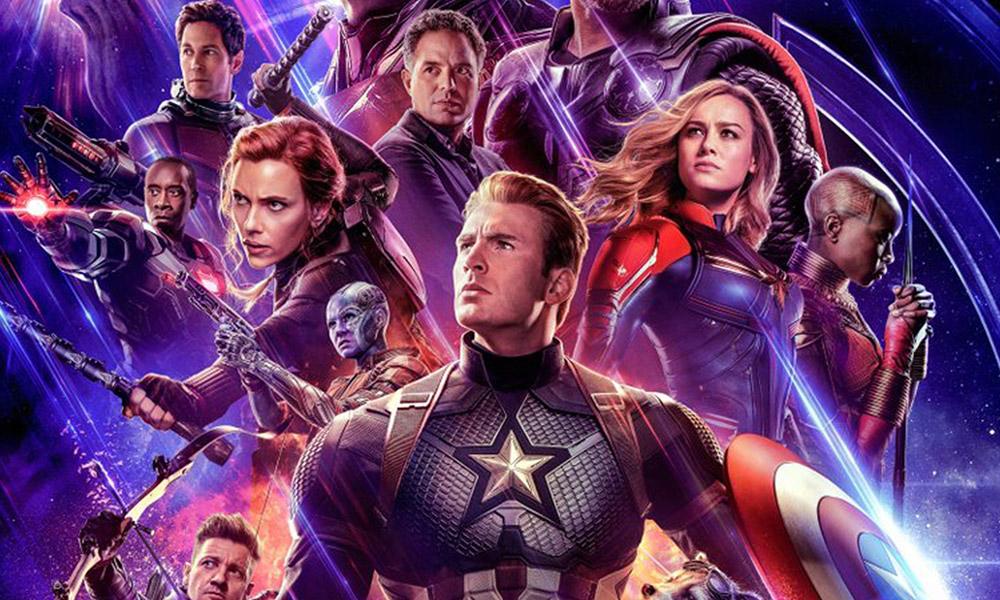 Vingadores: Ultimato   Novo poster traz Capitã Marvel em destaque