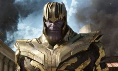 Vingadores Ultimato | Thanos aparece com nova armadura e Manopla do Infinito intacta