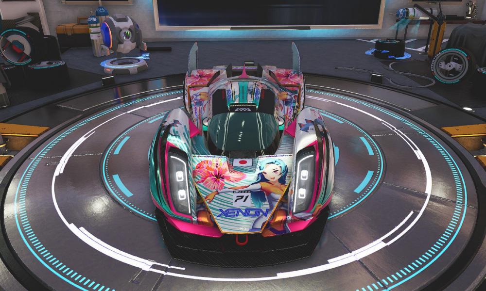 Xenon Racer   Game de corrida arcade ja está disponível