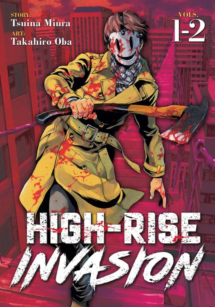 Mangá de suspense High-Rise Invasion ganhará continuação