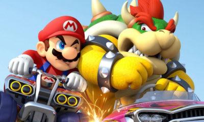 Beta fechado de Mario Kart Tour ganha data de lançamento. Confira!