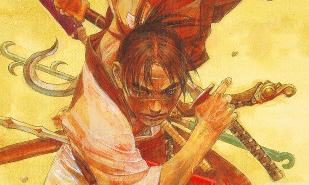Blade - A Lâmina do Imortal   Mangá ganhará sequência oficial em maio