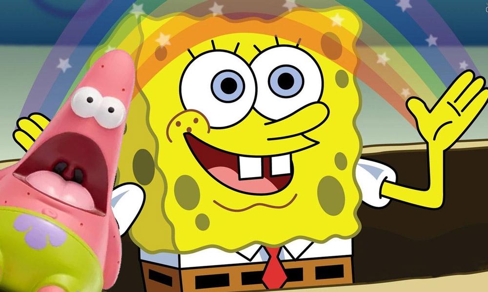 Bob Esponja   Nickelodeon lança linha de colecionáveis inspirada em memes