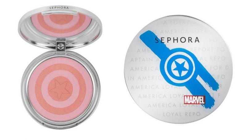 Sephora e Marvel lançam coleção de maquiagem inspirada em Vingadores