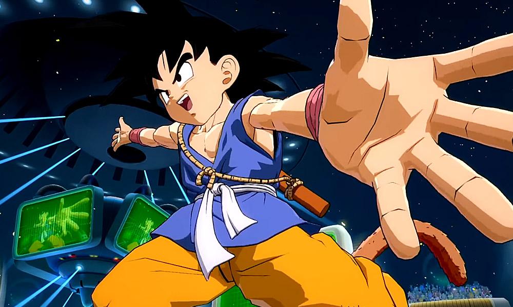 Dragon Ball FighterZ | Confira o trailer de anúncio do Kid Goku de Dragon Ball GT