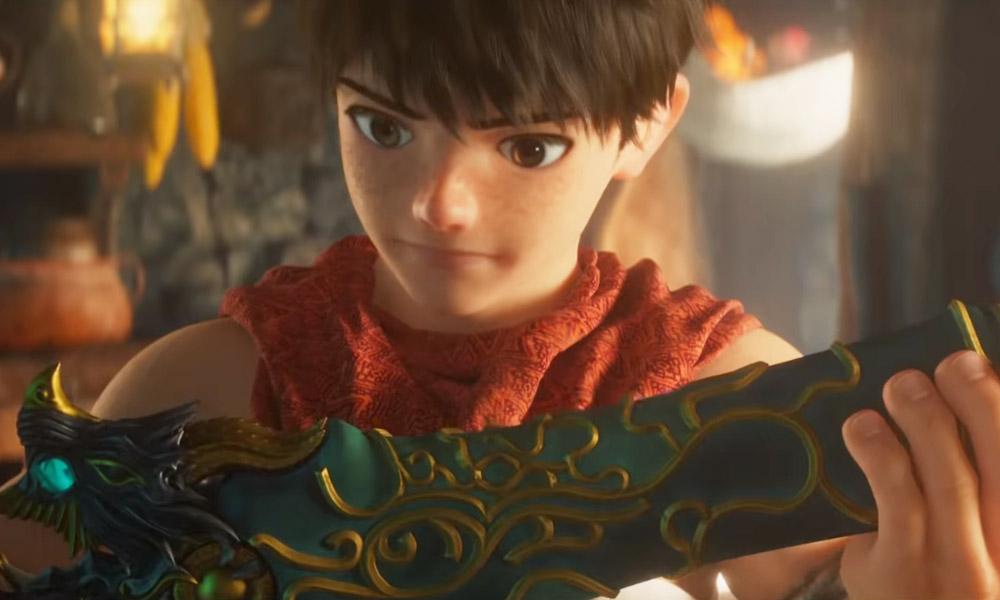 Dragon Quest: Your Story   Filme em CGI ganha primeiro trailer
