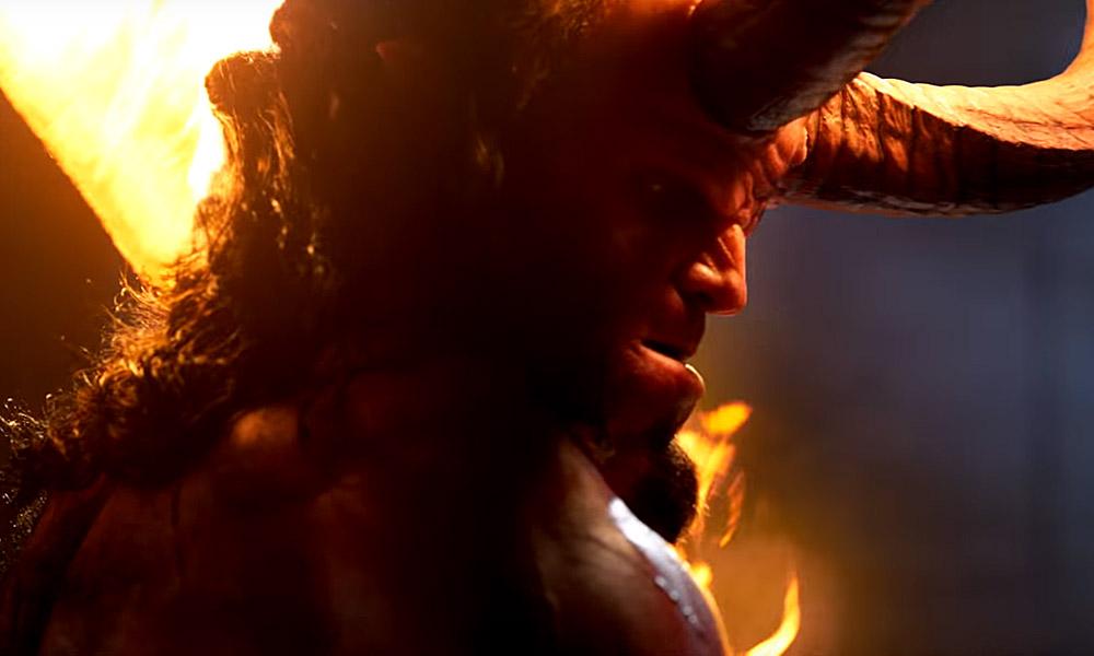 Hellboy | Novo trailer sem censura surge repleto de cenas fortes