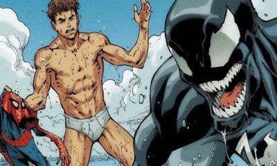 Homem-Aranha e Venom têm flerte homoafetivo em nova edição da HQ