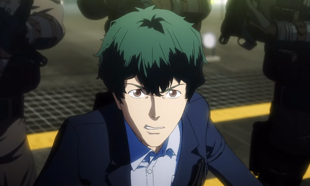 Ingress: The Animation   Anime chega dublado ao catálogo da Netflix