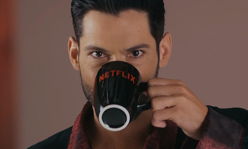 Lucifer | Tom Ellis sensualiza em vídeo promocional da 4ª temporada