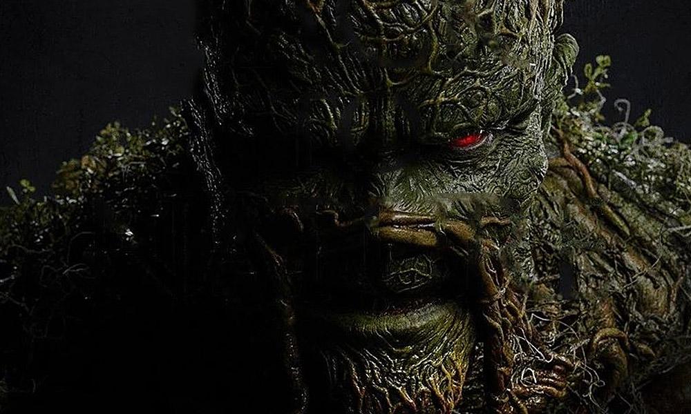 Monstro do Pântano | Nova série da DC ganha poster oficial