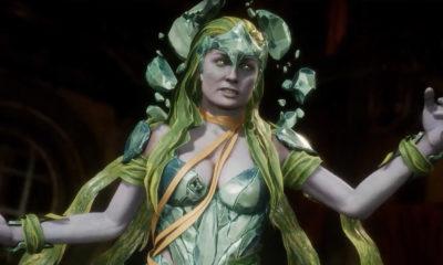 Mortal Kombat 11 | Cetrion é revelada como personagem jogável