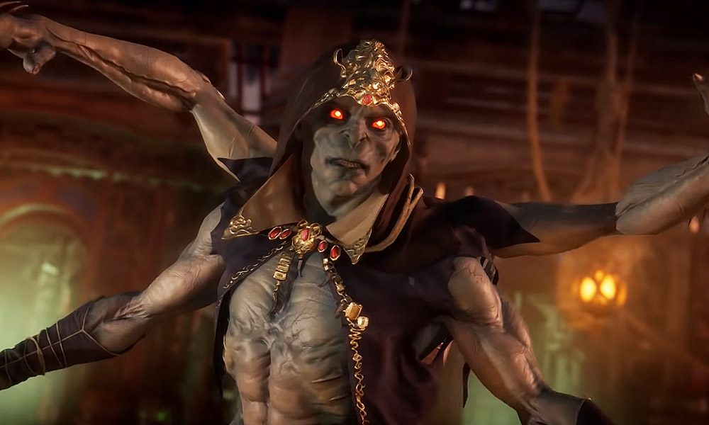 Mortal Kombat 11 | Kollector é o mais novo personagem confirmado no game