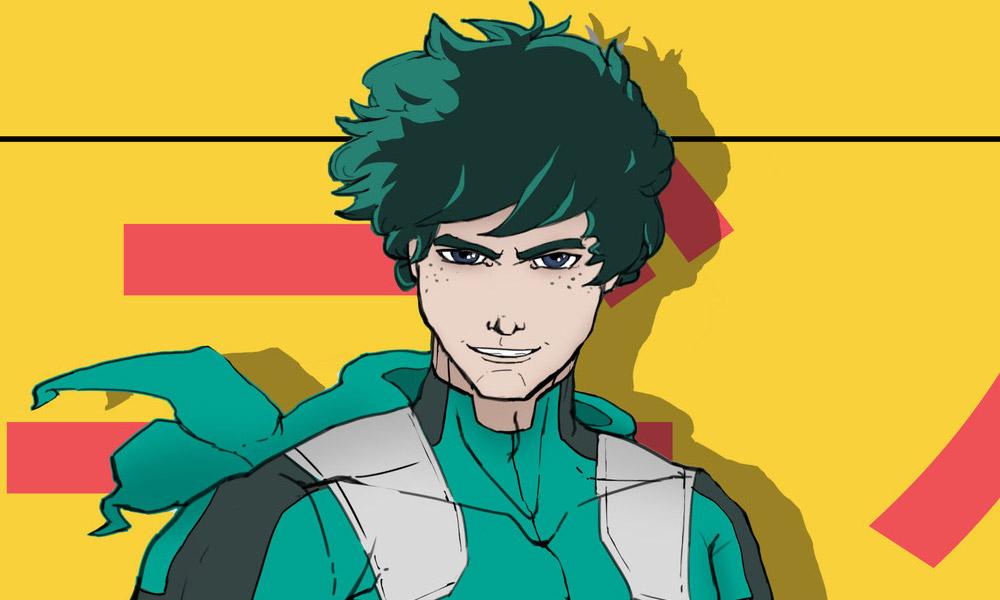 My Hero Academia | Ilustrador cria versão adulta dos personagens