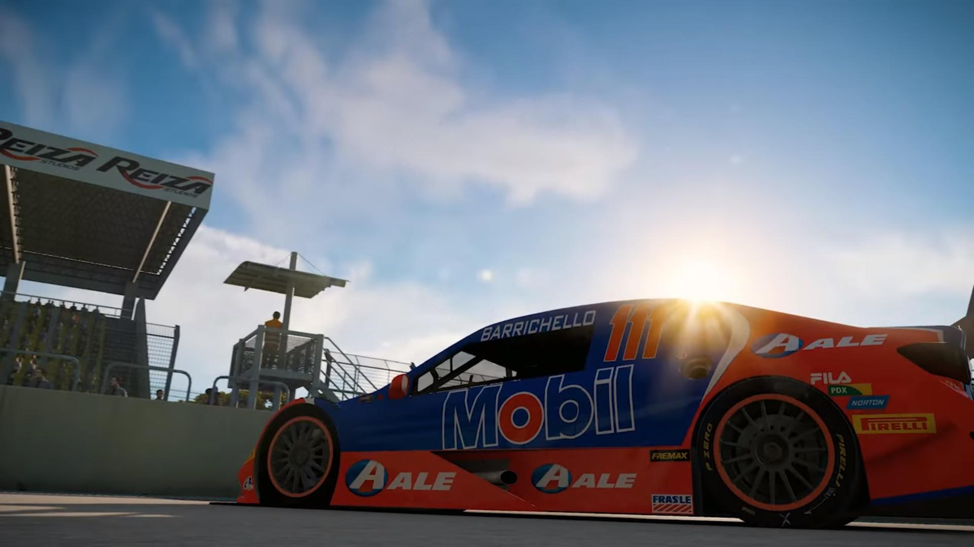 A Reiza Studios acaba de lançar o teaser do jogo Automobilista 2