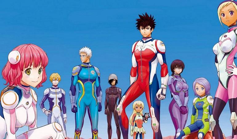 Kanata no Astra | Confira o trailer do mais novo anime da temporada