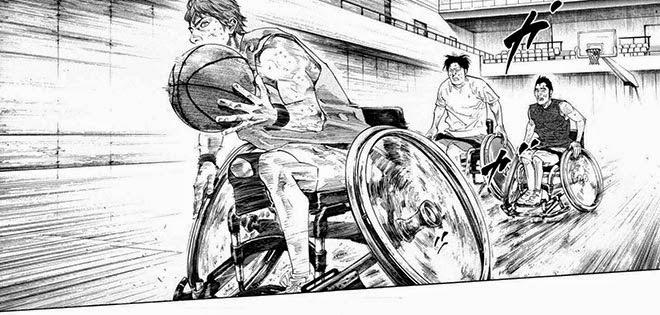Takehiko Inoue retomará o mangá REAL no final de maio