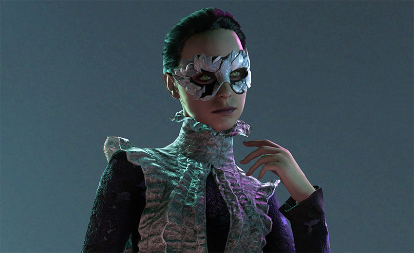 Clã Malkavian em Vampire: The Masquerade Bloodlines 2