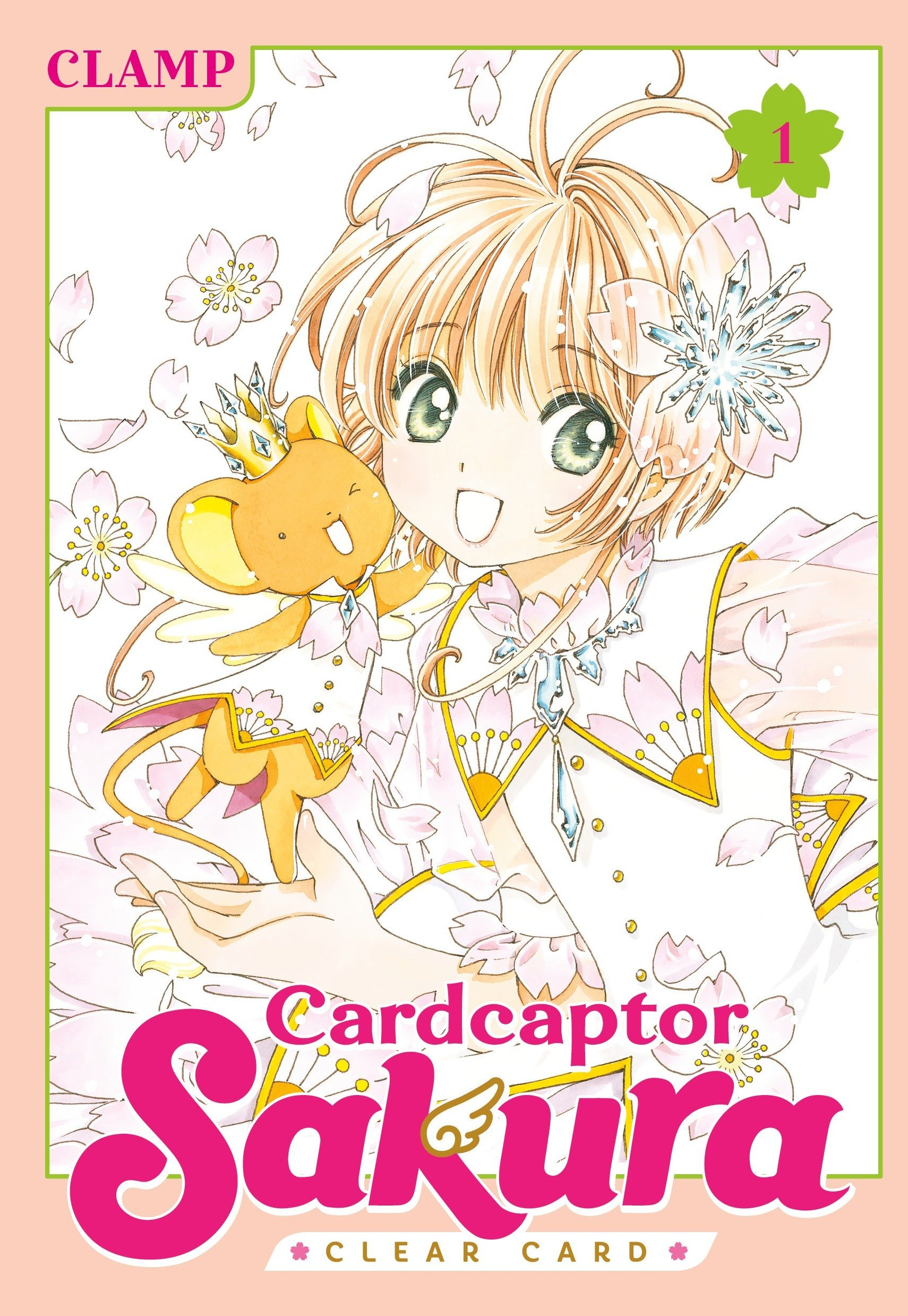 Cardcaptor Sakura Clear Card | Mangá será lançado no Brasil