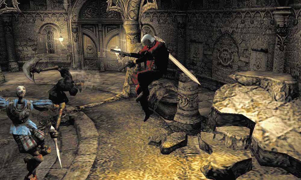 Devil May Cry   Primeiro jogo da série chegará para o Nintendo Switch