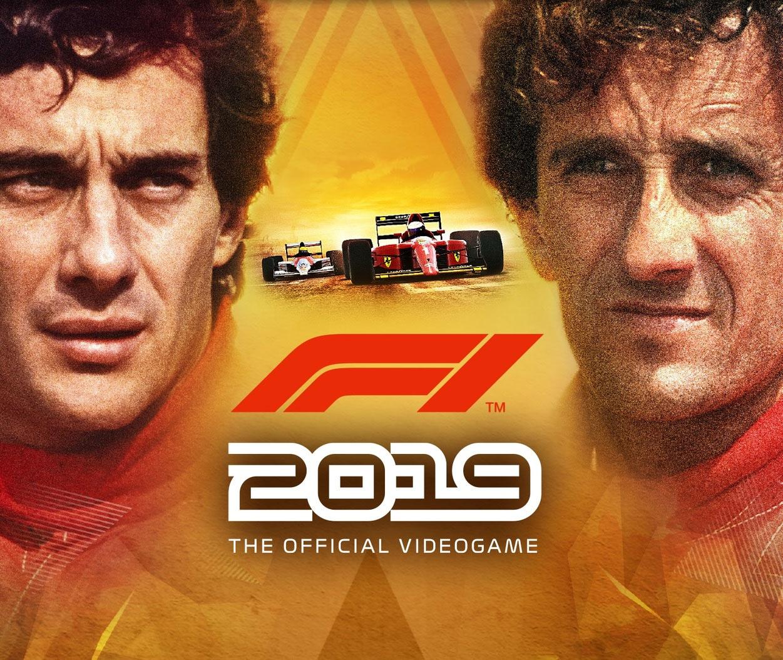 F1 2019: Game trará Ayrton Senna e mais um campeonato de eSports