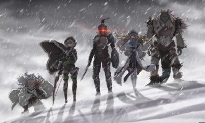 Goblin Slayer: Episódio especial será lançado nos cinemas em 2020