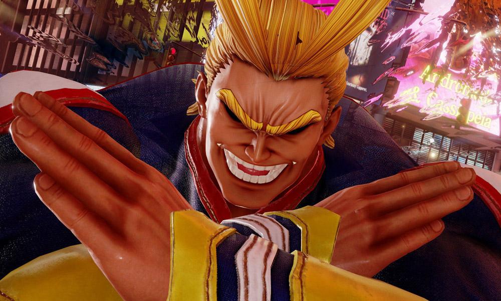Jump Force: All Might, Seto Kaiba e Biscuit Krueger surgem em trailer da 1ª DLC