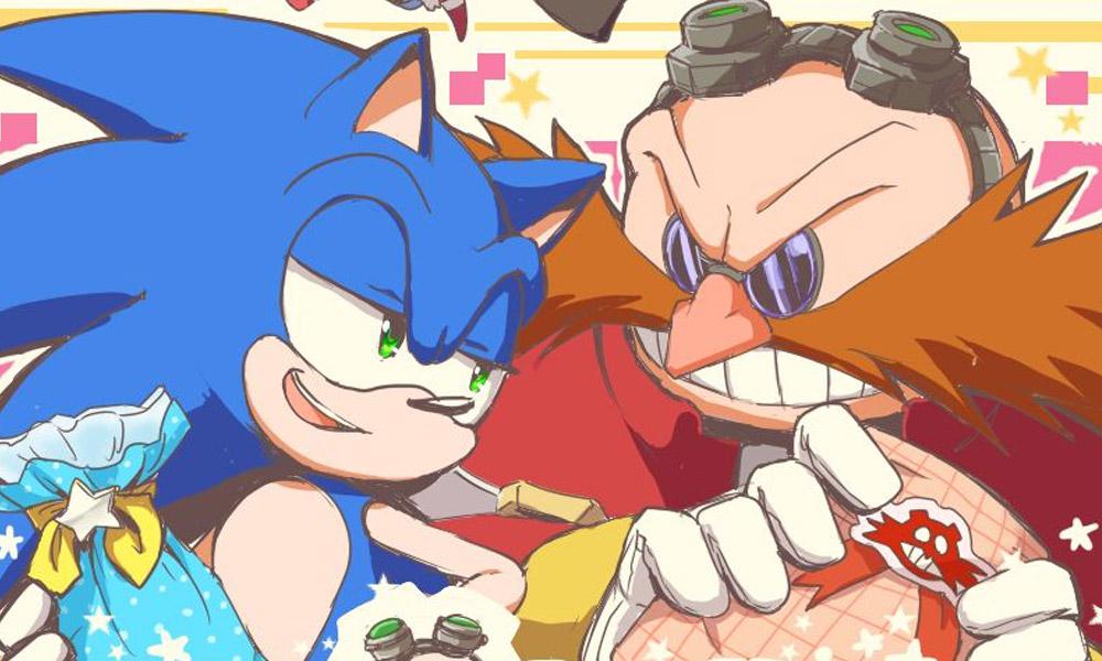 Conheça a origem do Sonic e do Dr. Robotnik