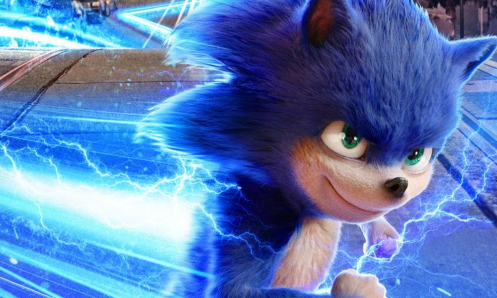 Sonic O Filme foi adiado para 2020