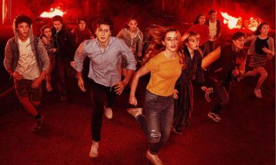 The Society   Série adolescente de ficção chega ao catálogo da Netflix