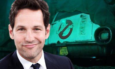 Caça-Fantasmas | Paul Rudd é escalado para o elenco do filme