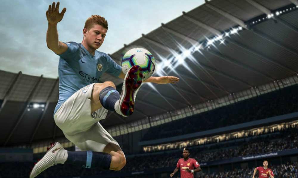 EA lançará FIFA 20 em setembro