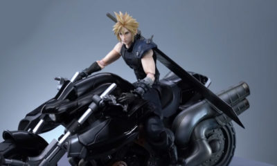 Final Fantasy VII | Square Enix apresenta figure especial do Cloud
