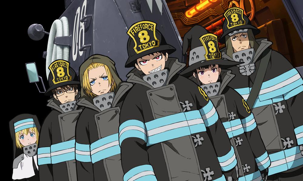 Fire Force: Criador Atsushi Ohkubo alega que seu trabalho foi roubado