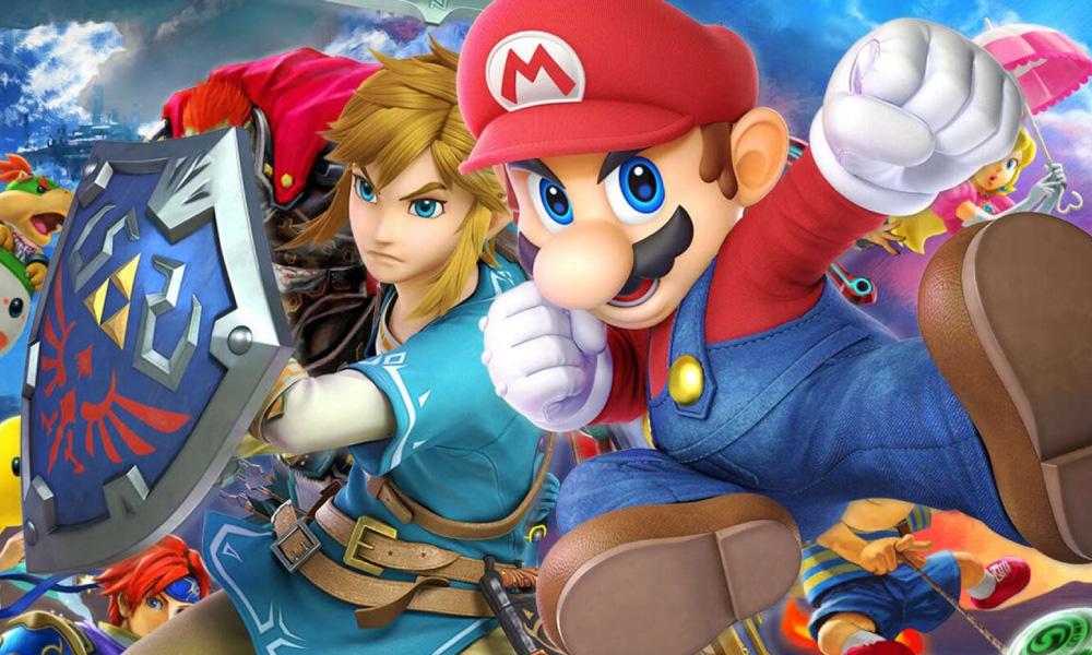 Super Smash Bros Ultimate ganha modo VR com Nintendo Labo