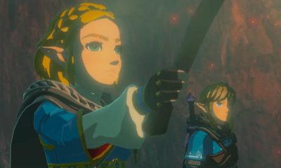 The Legend of Zelda: Sequência de Breath of the Wild será mais sombria