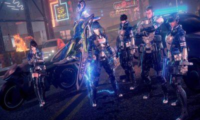 Astral Chain | Nintendo libera pré-venda e novidades sobre o lançamento