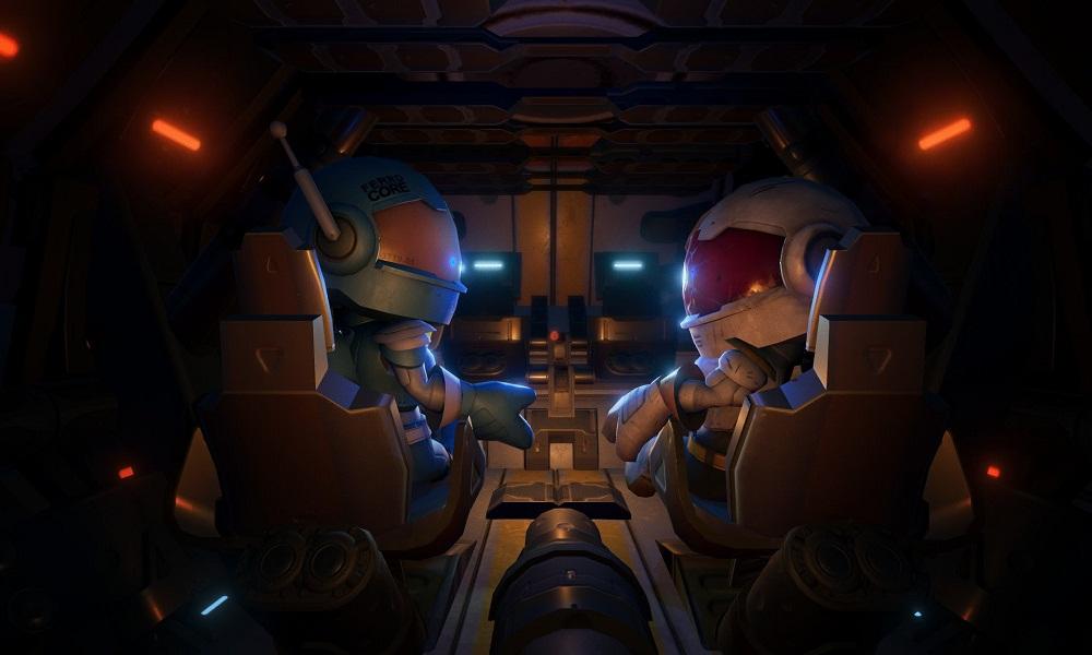 Lost Orbit Terminal Velocity   Jogo Indie chega para todas as plataformas