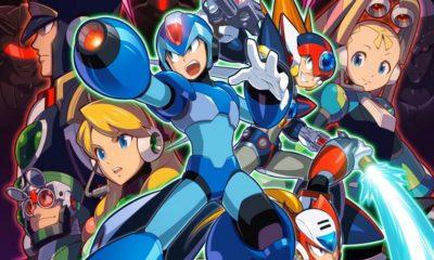 Mega Man X Dive | Capcom anuncia teaser do novo jogo da série