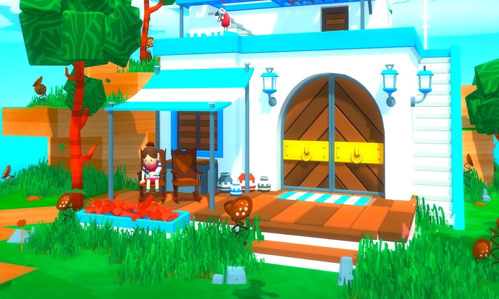 Solo Islands of the Heart   Viva o amor no novo lançamento para PS4