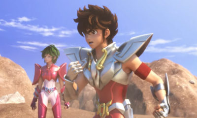 Cavaleiros do Zodíaco | Netflix libera novo trailer do remake do anime