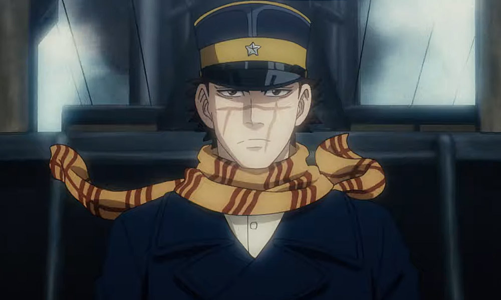 Golden Kamuy | 3ª temporada do anime é anunciada. Confira o teaser